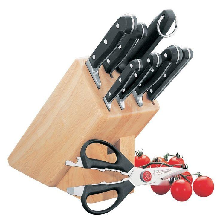 Bonza 9 Piece Knife Block Set