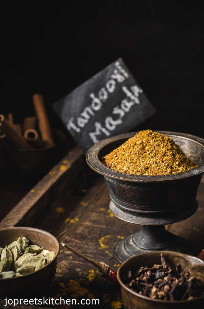 Homemade Tandoori Masala Powder Recipe   How to make Tandoori Masala at home with step-by-step pictures, an aromatic mixture of Indian Spices used to prepare Tandoori and Tikka recipes. Garam Masala and Tandoori Masala are somewhat same except for few extra ingredients added in tandoori powder. I have referred TiffinBox site and according to …