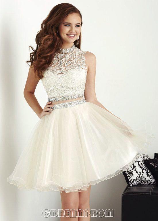 fashion dress homecoming dress