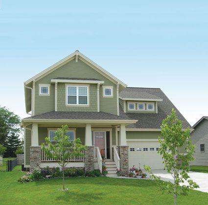 109 Best Craftsman Home Plans Images On Pinterest Dream