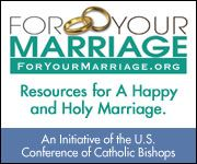 "The ""For Your Marriage"" website offers practical help and advice whether you're seriously dating, engaged, or at any stage of married life. If you're planning a Catholic wedding, you'll find information on everything from choosing the music and readings to marrying someone who is not Catholic. On the homepage check out the Daily Marriage Tips, book reviews, and blogs."