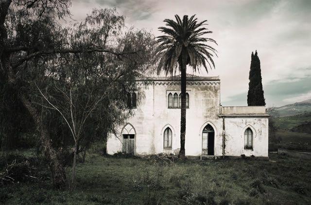 © bernhard quade photography -   Sicilia Villa 1 2007 07-02-02