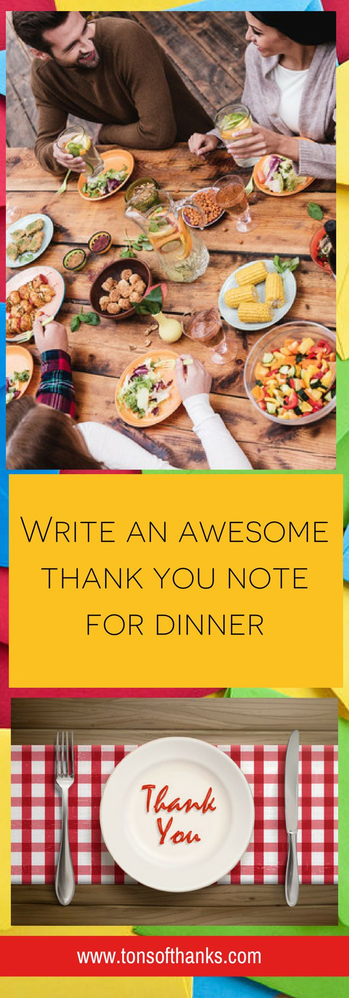 104 Best Thank You Note Examples Images On Pinterest 31