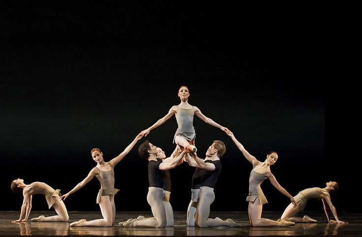Artists of The Royal Ballet in Song of the Earth, The Royal Ballet © ROH/Johan Persson, 2012 | Flickr - Photo Sharing!