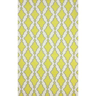 Nuloom Rug http://www.overstock.com/Home-Garden/nuLOOM-Flatweave-Modern-Trellis-Lattice-Yellow-Wool-Rug-5-x-8/8560944/product.html?keywords=15837468&searchtype=Header