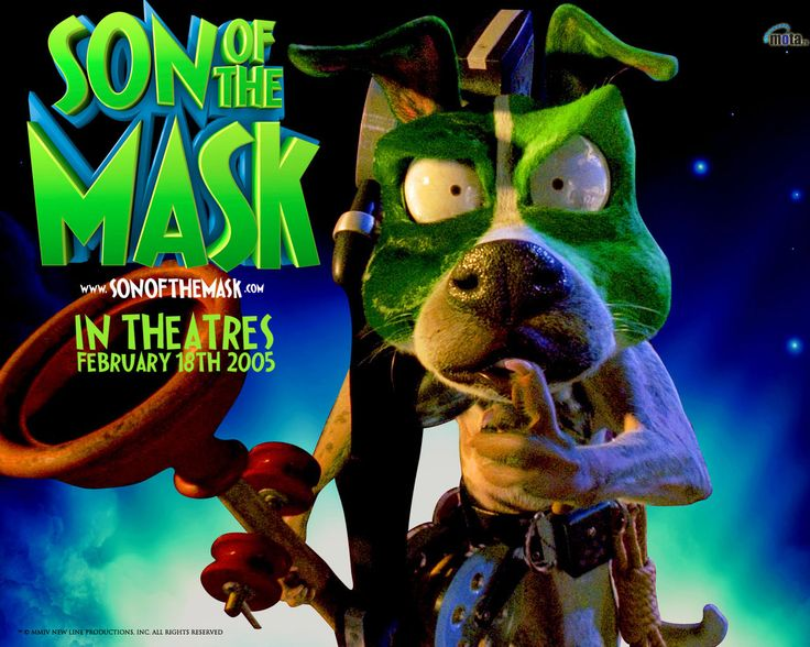 Wallpaper dog, Son of the Mask, Son of the Mask (movie).