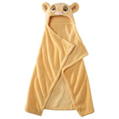 Disney Lion King Hooded Blanket