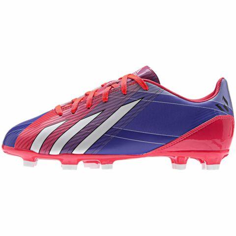 Adidas Mens F10 TRX FG Messi Football Moulded Studs Boots