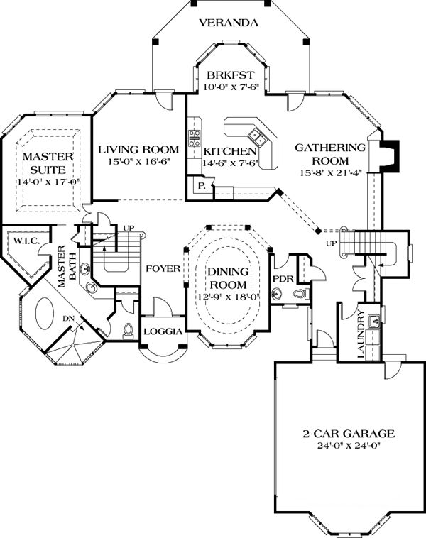 121 best dream home plans images on pinterest dream house plans House Plans For Brick Homes 121 best dream home plans images on pinterest dream house plans, house floor plans and craftsman house plans house plans for brick homes