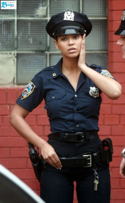 Female Cop Uniform 51