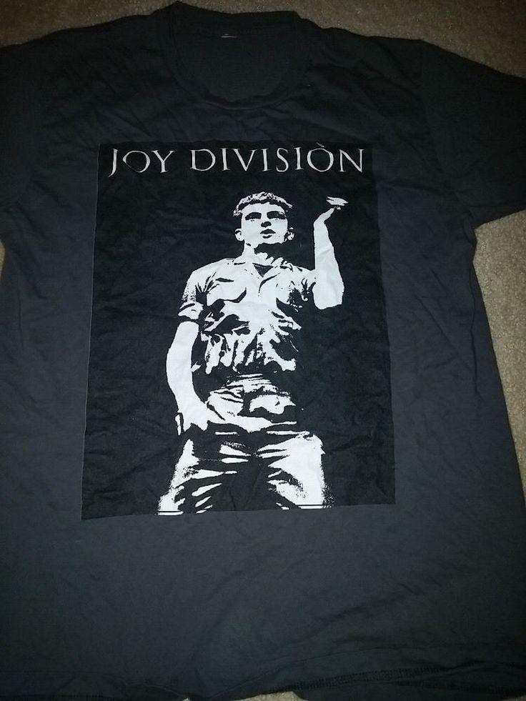 Rare joy Division Vintage Shirt  Ian Curtis Size Large Shadow play Scarce Thin  | eBay