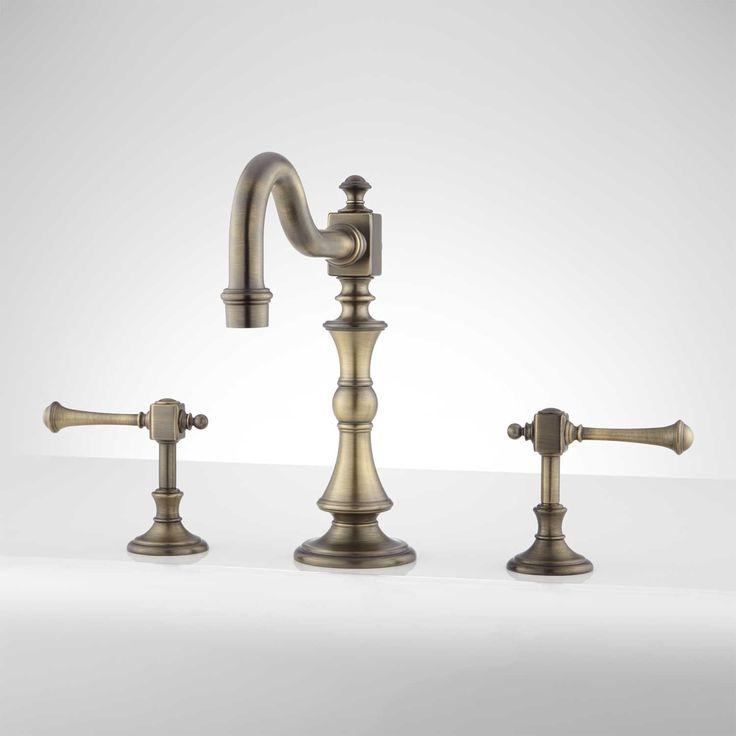 Vintage Roman Tub Faucet   Lever Handles25  best Tub faucet ideas on Pinterest   Clawfoot tub faucet  . Tuscany Roman Tub Faucet. Home Design Ideas