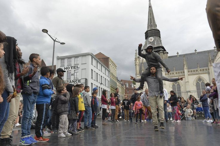 Danse sur la Grand'Place