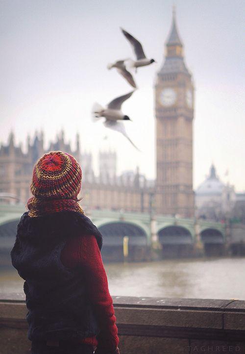 Big Ben, Londres, Angleterre.  #monuments