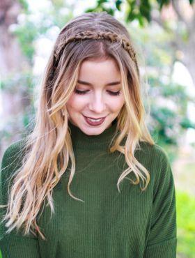Penteados para cabelos soltos: veja 5 estilos rápidos e fáceis para variar no dia a dia