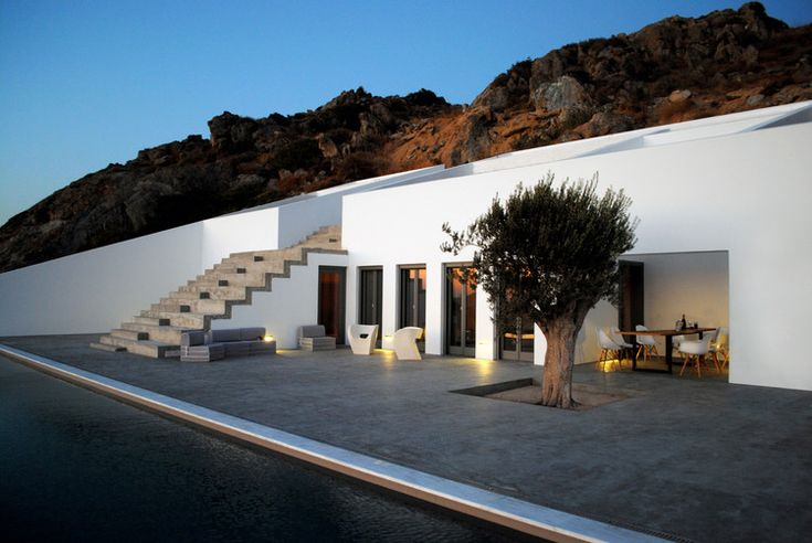 Casa de Verano en Naxos / Ioannis Baltogiannis, Phoebe Giannisi, Zissis Kotionis, Katerina Kritou, Nikolaos Platsas, Courtesy of Katerina Kritou & Nikolaos Platsas