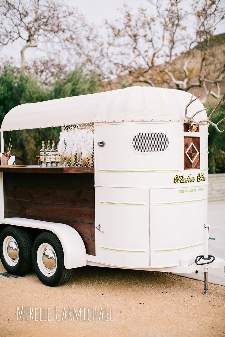 Tinker Tin Trailer Co. | Photo Booth, Bar Service, and Rentals
