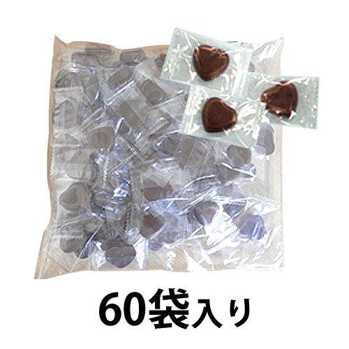 2500キシリトール 100% キシリの力 チョコレート 箱なし 個包装 3g×60粒
