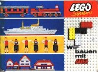 View LEGO instructions for The big LEGO book set number 239 to help you build these LEGO sets
