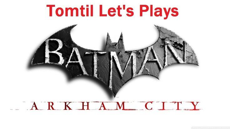 Batman Arkham City Let's Play Part 1