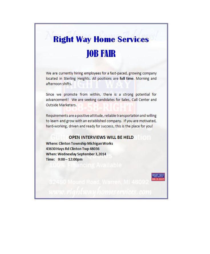 17 best Local Job Fairs images on Pinterest Job fair, 1 and Website - aerotek recruiter sample resume