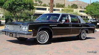 1979 Buick Electra Park Avenue 4-Door Sedan