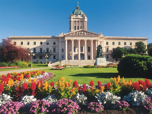 Legislative Building - Manitoba