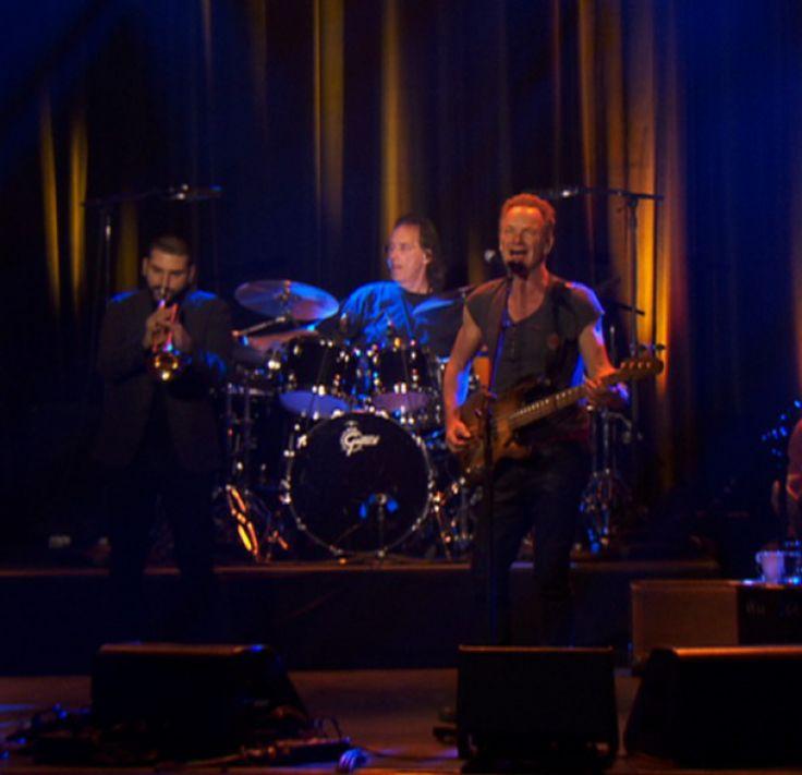 Un concert de Sting redonne vie à un Bataclan flambant neuf