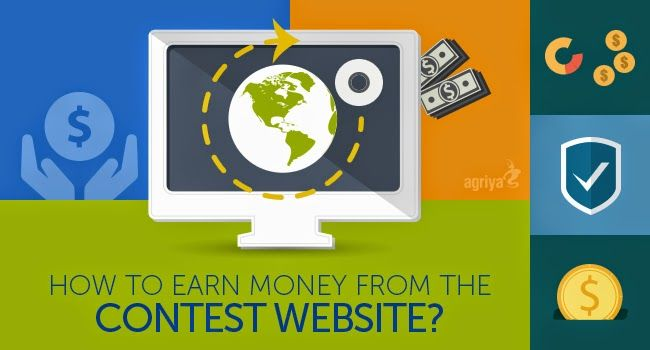 PHP Clone Scripts, Website Clones, Agriya products: How to earn money from the contest website?