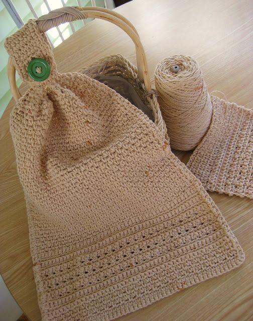 Crochet Kitchen Towel: Crochet Dishes Towels, Kitchens Towels, Free Pattern, Free Crochet, Crochet Kitchen, Lauri Lalibert, Hands Towels, Crochet Patterns, Big Girls