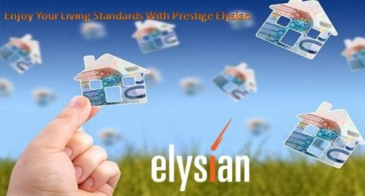 Elysian is a new residential project developed by Prestige Developers