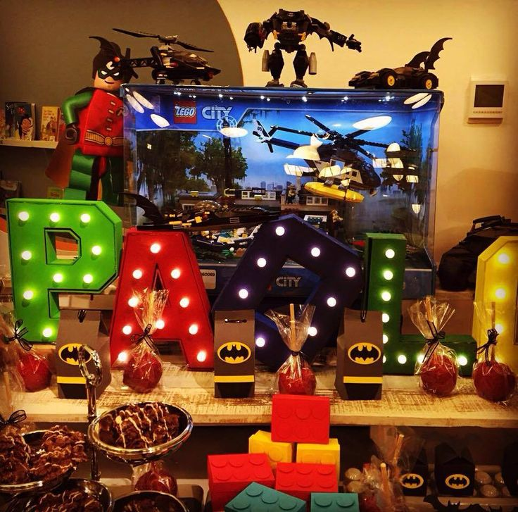 batman lego candy bar batman lego mesa de dulces batman lego lego batman
