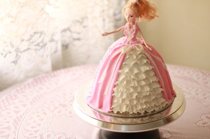 Photo shoot sample Barbie cake #Macro #Photography, Business #Marketing #Videos , #food #Photography and #graphics etc, a #visual mash-up really... enjoy!