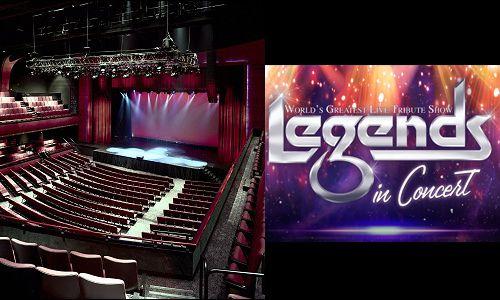 Legends in Concert Casino Concert Package