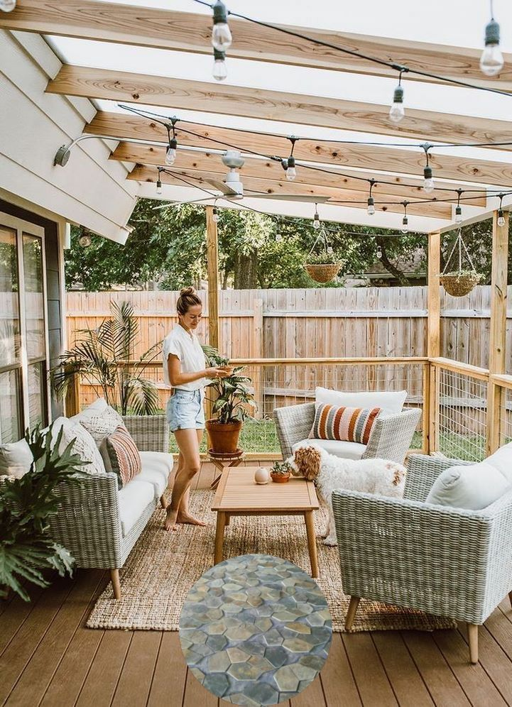 Patio Terraced House And Terraced Patio Garden Pretty Up Your Patio And Dress Up Your Decking With Th Small Backyard Patio Patio Design Backyard Patio Designs