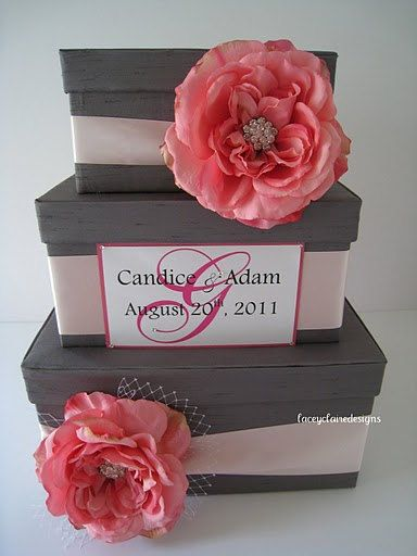 145 best wedding table gift card holders images on