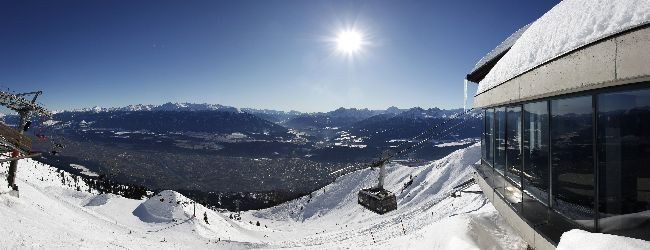 Nordketten Mountain Range © Innsbruck Tourismus