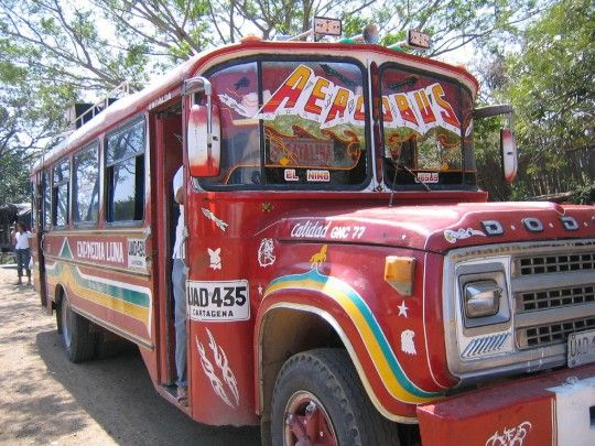 Bus Travel in Colombia http://thingstodo.viator.com/colombia/bus-travel-in-colombia/