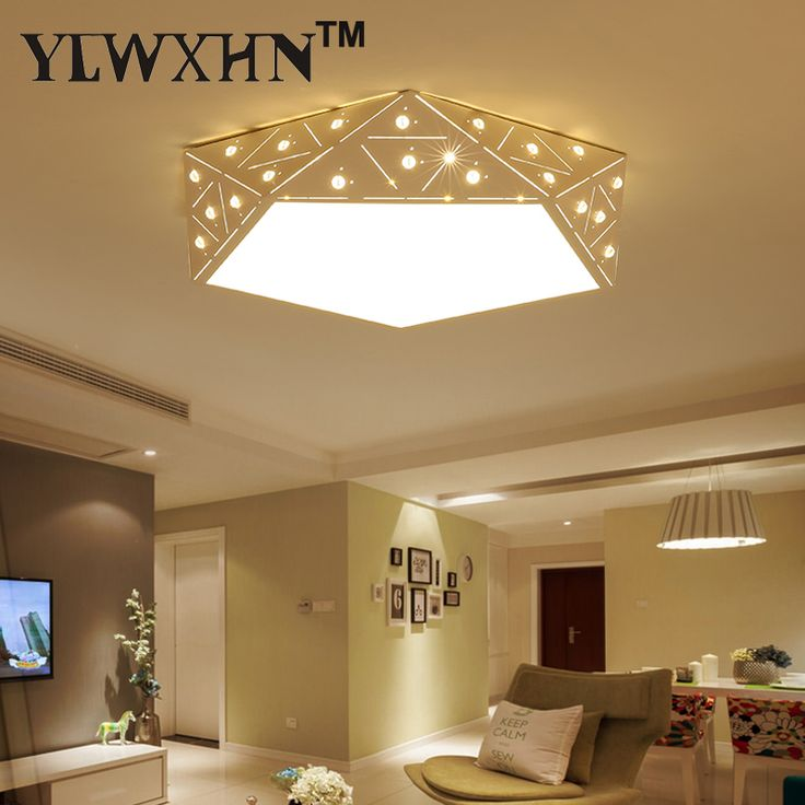 2017 Top Fashion Abajur Lustres De Sala Led Bedroom Lamp Personality Ceiling  Modern Simple Living Room Part 88