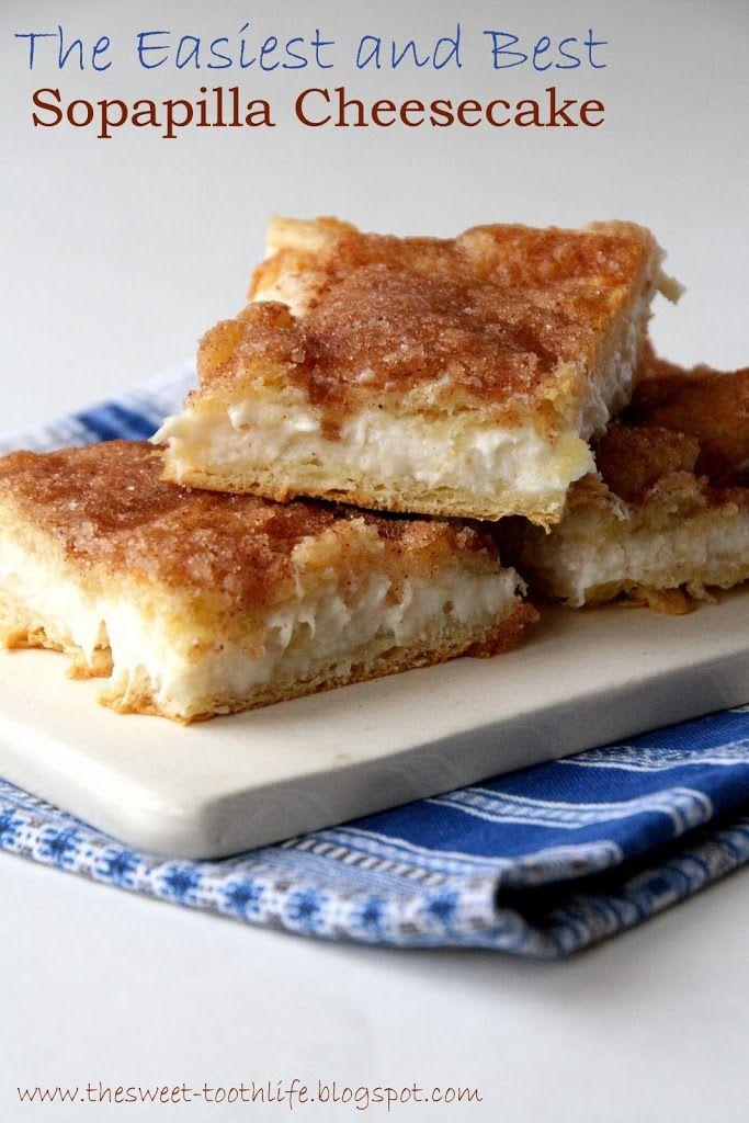 and Best Sopapilla Cheesecake | Recipe | Dessert recipes, Cheesecake ...