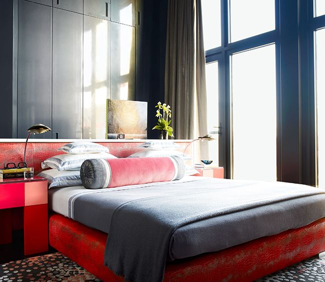Interiors Jamie Drake S New Digs Apartments Bedrooms And
