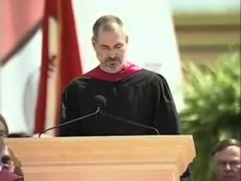 Steve Jobs Commencement Address, 2005, Stanford University