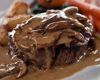 Steak Diane Sauce Recipes for Filet Mignon