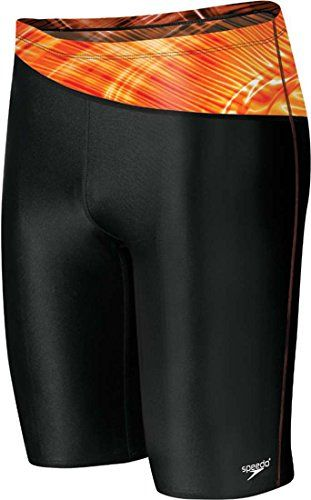 Speedo Rivers And Tides PowerPLUS Jammer Male Vibrant Orange 24 * This is an Amazon Associate's Pin. Item can be found on Amazon website by clicking the image.