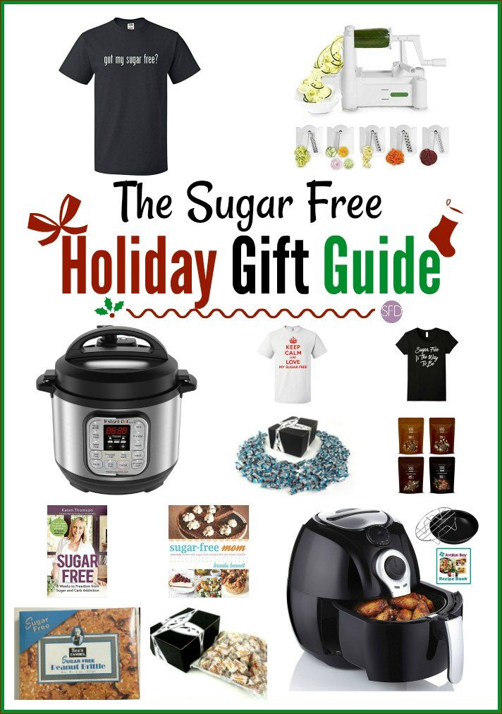 27 best gift ideas for girls images on pinterest christmas gift the sugar free holiday gift guide negle Images