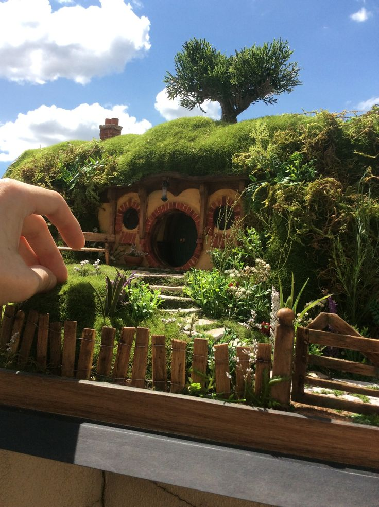 Bilbo's Home The Hobbit