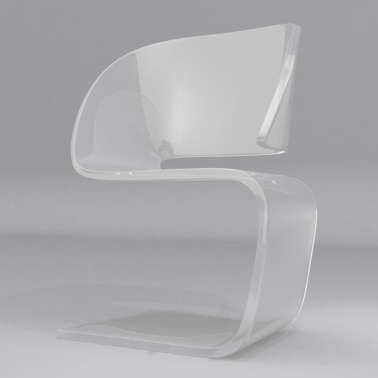 Lamed Chair | Mobilier | Design Produit | De l'image à l'identité