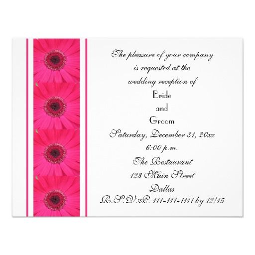 17 best ideas about reception only invitations on pinterest, Wedding invitations
