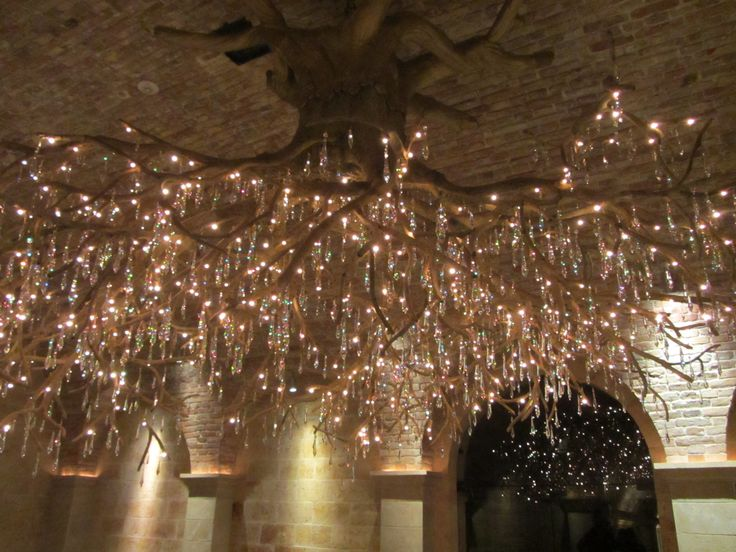 17 best ideas about branch chandelier on pinterest for How to make your own wine bottle chandelier