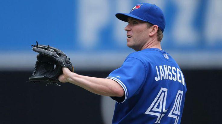 Jays closer, Casey Janssen